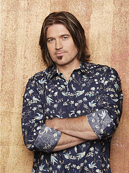 Billy Ray Cyrus. Billy Ray Cyrus Says Satan Is